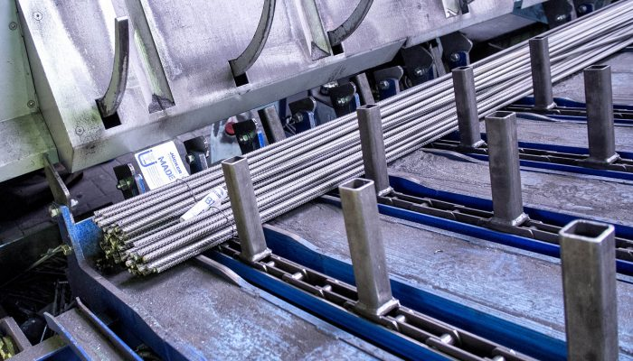 Betonstahlbearbeitung Produktion