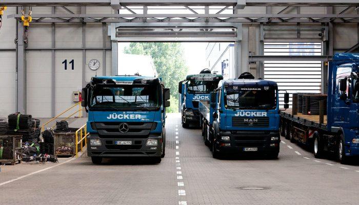 Logistik   LKW