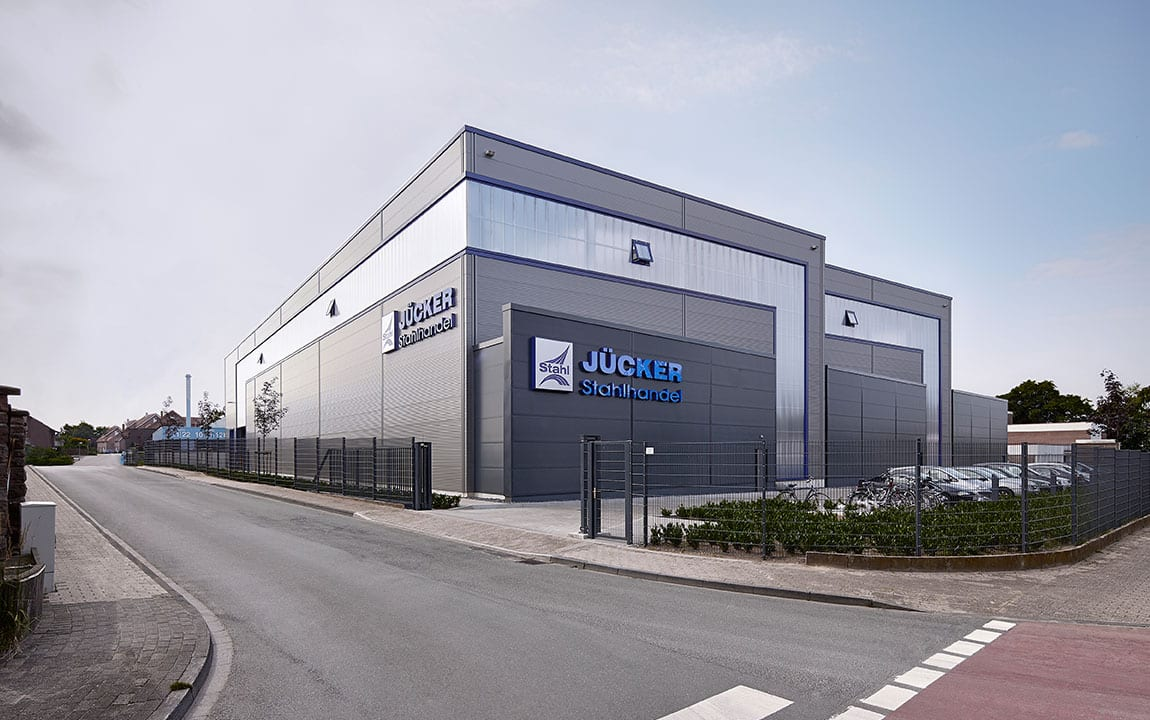 Stahlhandel Jücker | Halle